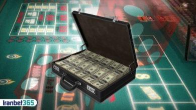قمارباز ۱ میلیون دلاری جهان