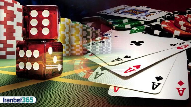 شرط بندی در بازیهای قمار
